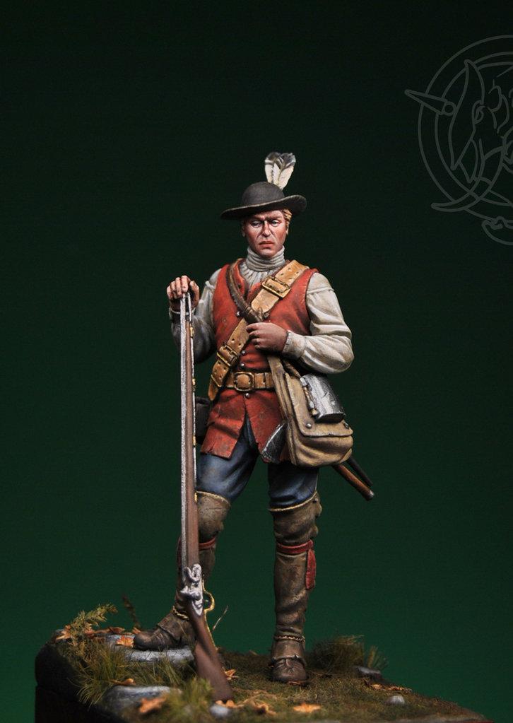 60th Royal American Regiment Of Foot 1757 Bestsoldiershop