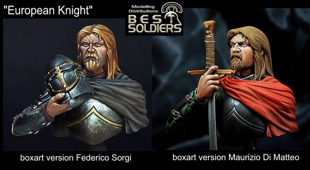 European Knight SPECIAL EDITION 3 VERSION EASY PACK ...