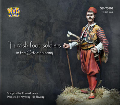 Turkish foot soldiers