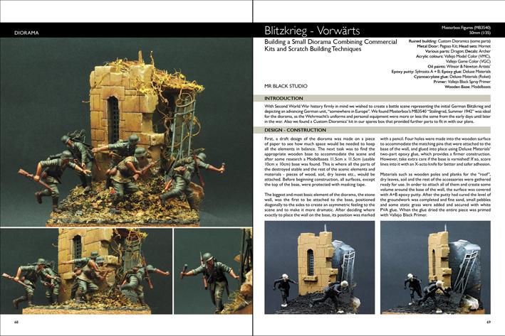 mr black scale model handbook wwii special