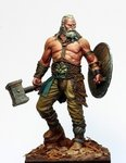 THE OLD BARBARIAN