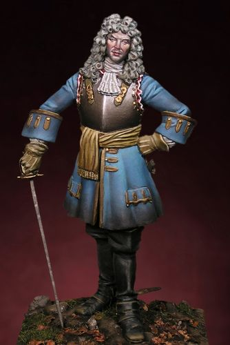 French Officier 1700
