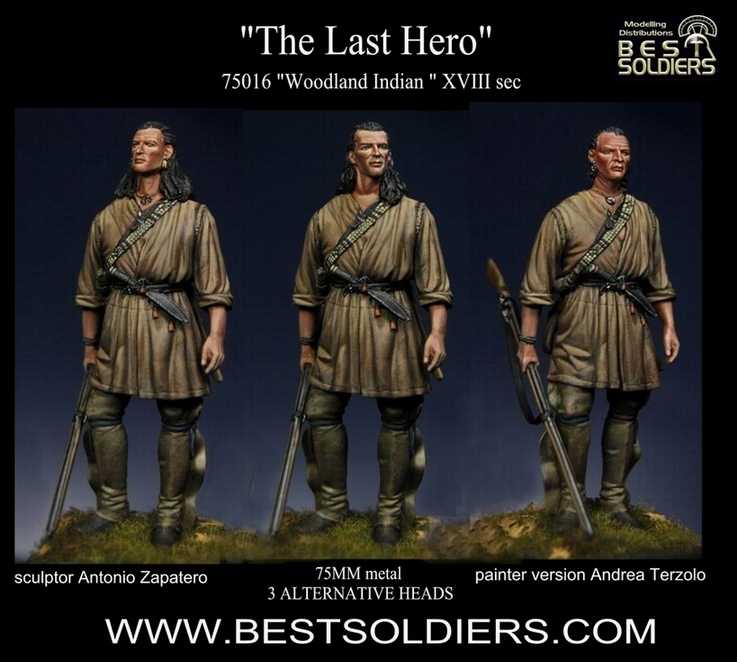 The Last Hero - Woodland Indian XVIII Sec._2 version