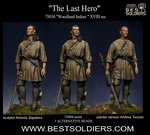 The Last Hero - Woodland Indian XVIII Sec.