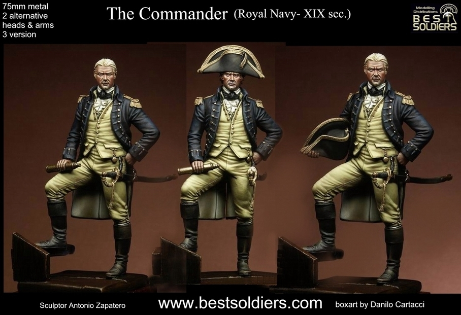 The Commander - Royal Navy XIX Sec._2 version