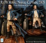 ROYAL NAVAL CAPTAIN 1805
