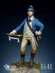 Trumpeter 3rd Continental Light Dragoons 1781