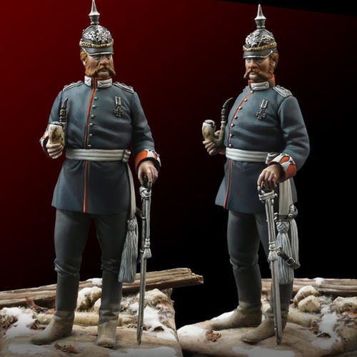 Prussian Officier