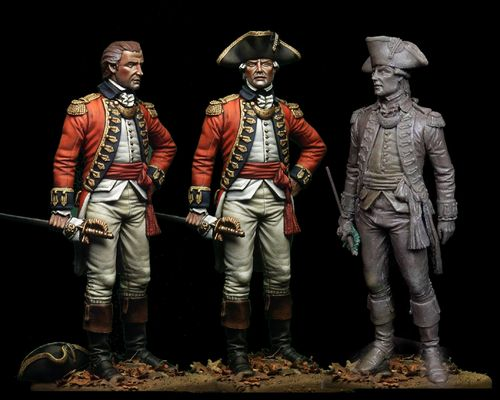 The English Officer -The American War of _2 version