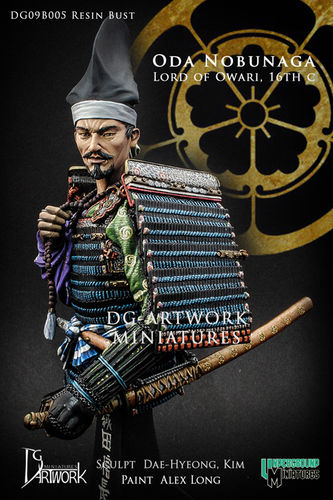 Oda Nobunaga # Lord of Owari 16th c