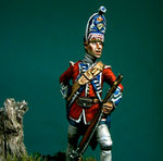 British Grenadier 18th Reg. 1751