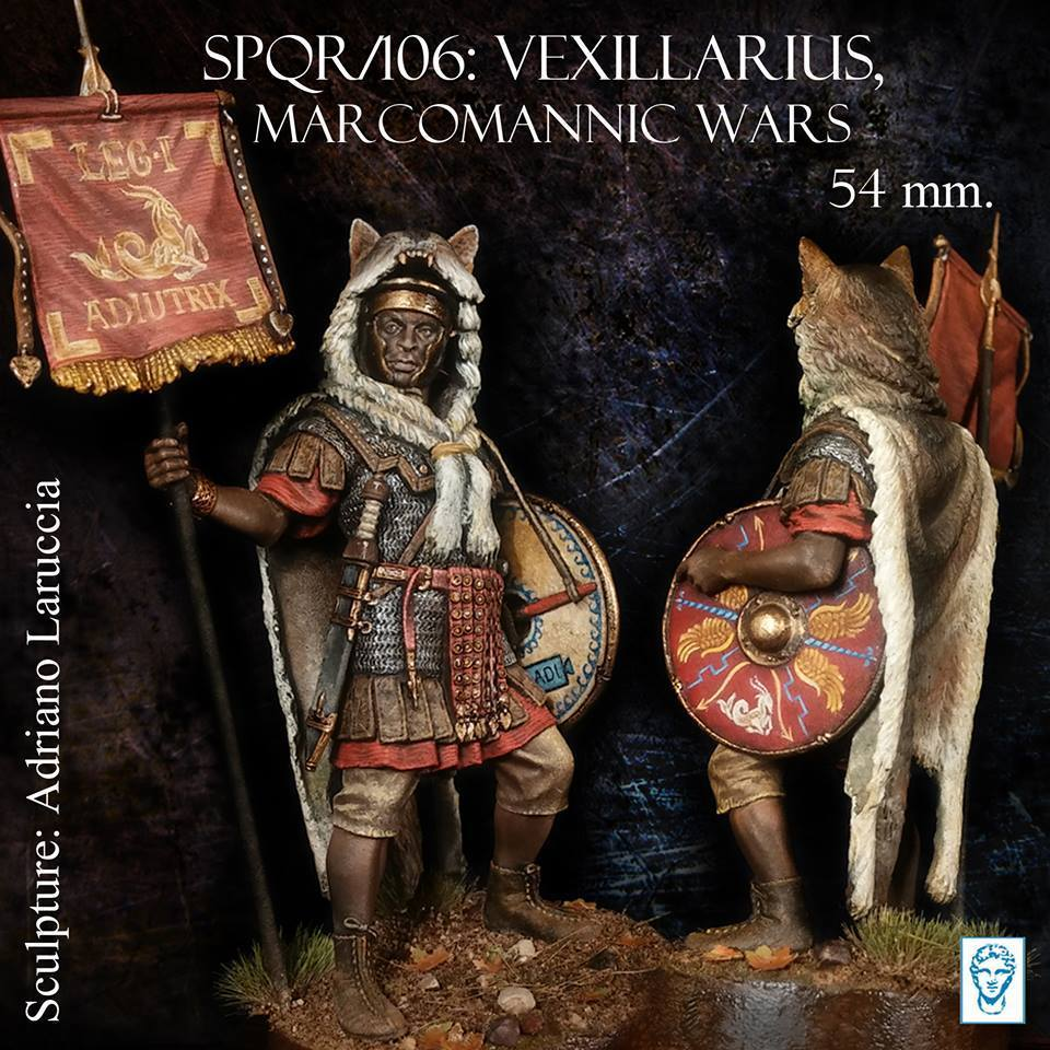 le grand défi - Page 4 ROMAN_VEXILLARIUS_MARCOMANNIC_WARS