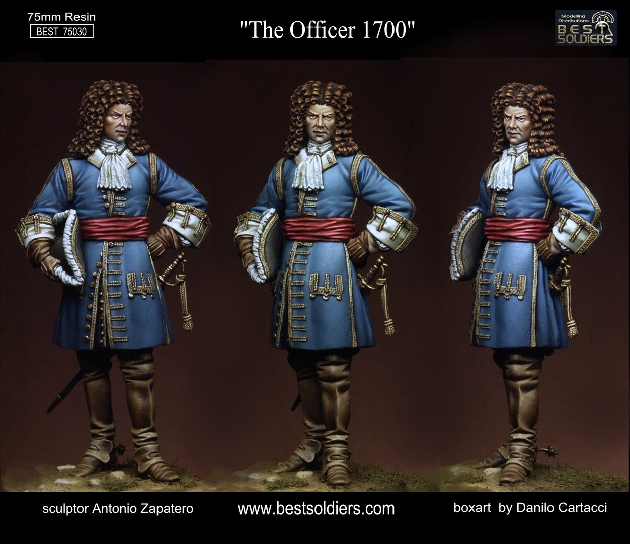 The Officer 1700