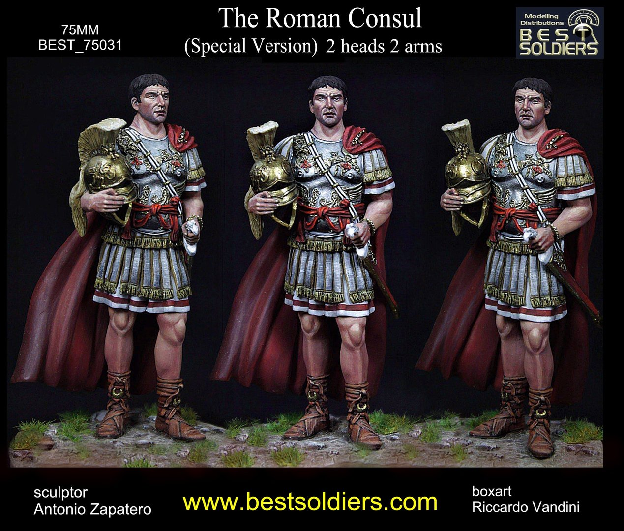 The Roman Consul - Special Version(enclose version 75028)